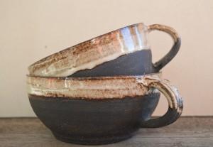 Koppar i gedigen keramik från Västergården
